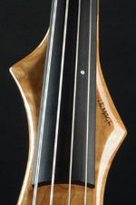 HEMAGE - Upright Bass - Hermann Erlacher - Instrumentenbau - Gitarren - Bass - Hall - Tirol - Austria